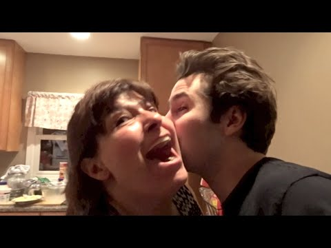Kissing My Friends Mom David Dobrik