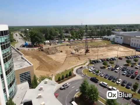 New Vidant Health Cancer Center Being Built In Greenville, NC