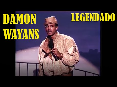 Damon Wayans - Infância (Legendado)