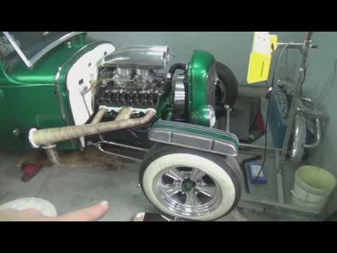 Model A engine, 1964 Bug update
