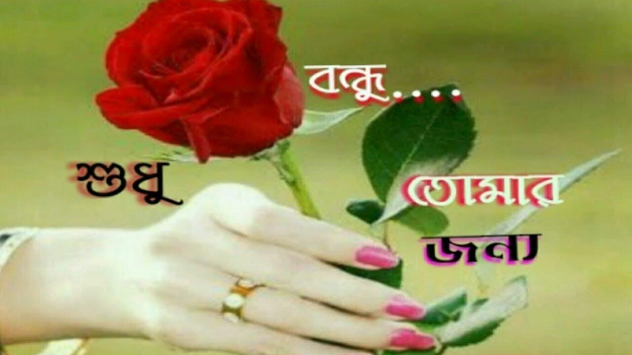 Bengali Good Morning Video Bengali Song And Whatsapp Message