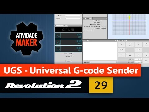 UGS - Universal G-code Sender