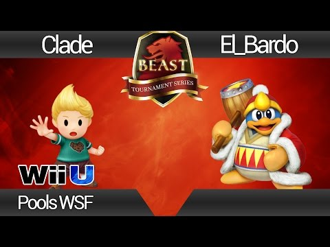 BEAST 7 | Clade (Lucas) Vs. El_Bardo (King Dedede) | Pools WSF