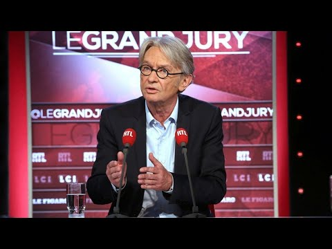 "Jean-Claude Mailly était l'invité du ""Grand Jury"""