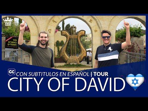 Tour City of David Jerusalem / Ciudad de David
