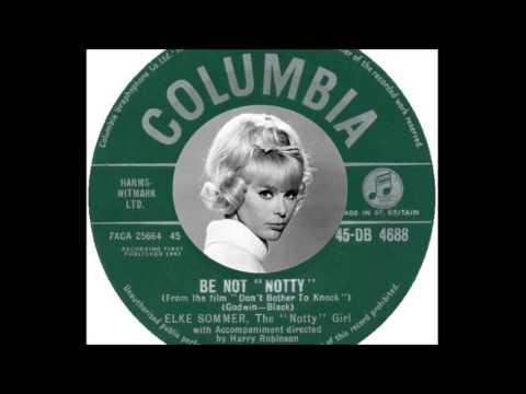 Elke Sommer  Be Not Notty  1961