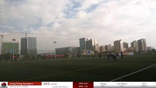 Live Cricket Match | SHENZHEN WARRIORS CRICKET CLUB vs Hong Kong Avengers | 15-Dec-19 08:47 am 5 ove