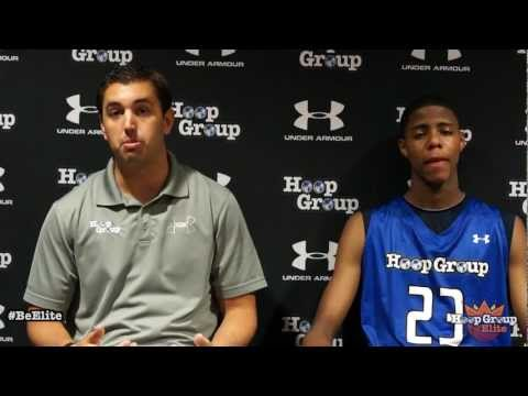 Terry Larrier Makes Name at Hoop Group Elite- Next Breakout Star