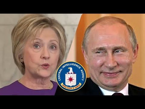 """Hillary Election Loss Blamed on """"Russian Hackers"""""""