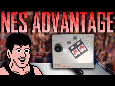 The NES Advantage | The Forgotten Nintendo Accessory | Rewind Mike