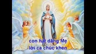 Con hát dâng Mẹ -tinmung.net