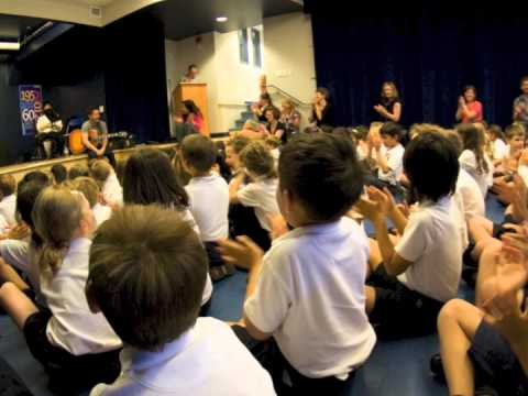 MUSIC MONDAY 2013 - Sunnybrook School, Toronto