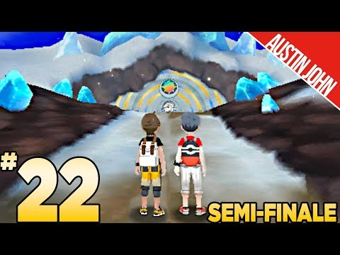 Semi-Finale: The Elite 4 Battle of The ultraLOCKE EP22 | Austin John Plays
