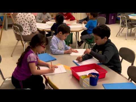 BSRI Best Practices: Jumpstarting Literacy in Kindergarten