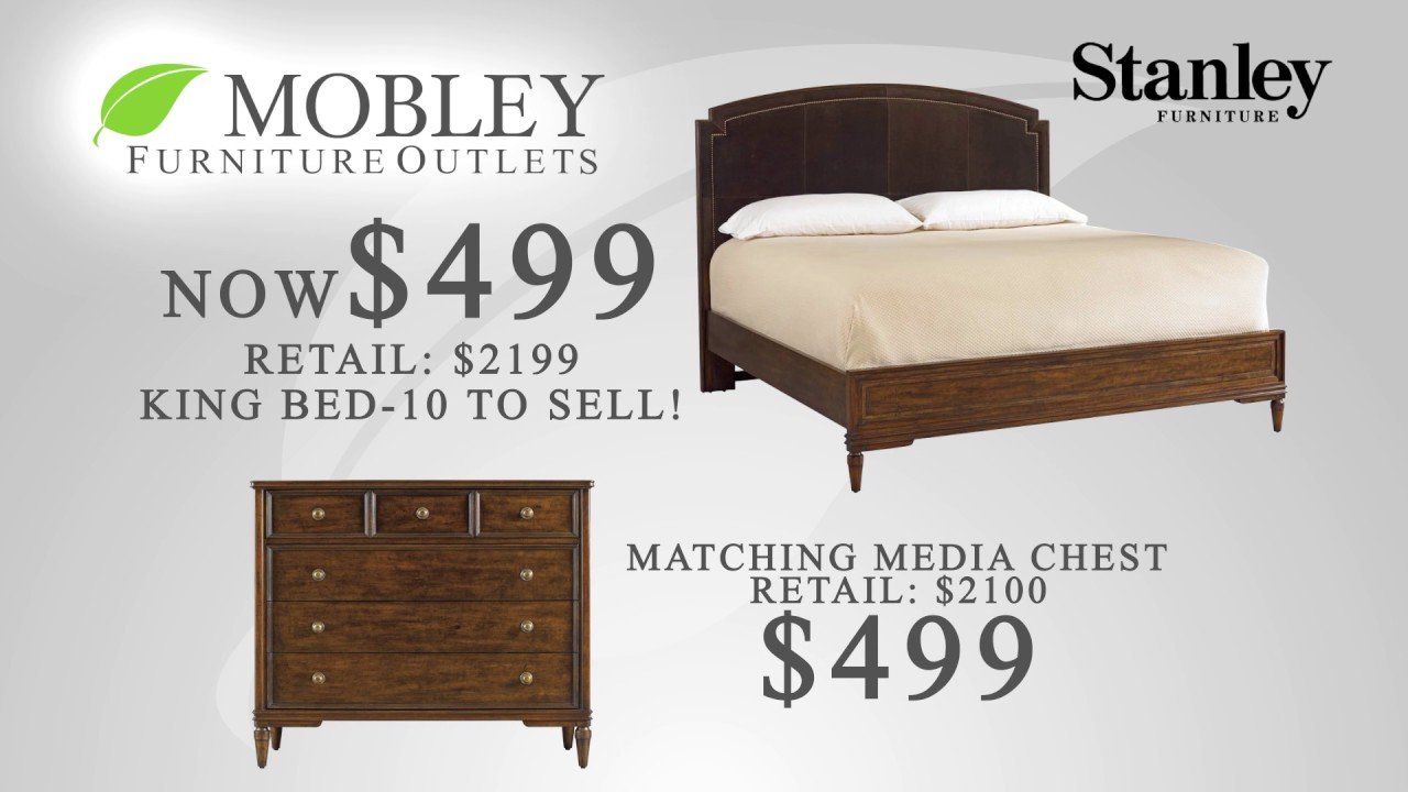 Mobley Furniture Outlet: Inventory Reduction Clearance 2017