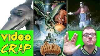Vulcan (1997) / Godzilla Rip-Off - VideoCrap VHS Bad Movie Review