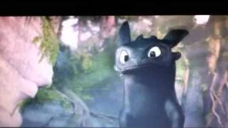 How To Train Your Dragon Smile Scene