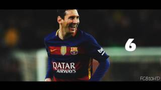 Lionel Messi ● Top 10 Goals / Top 10 Goles (HD)