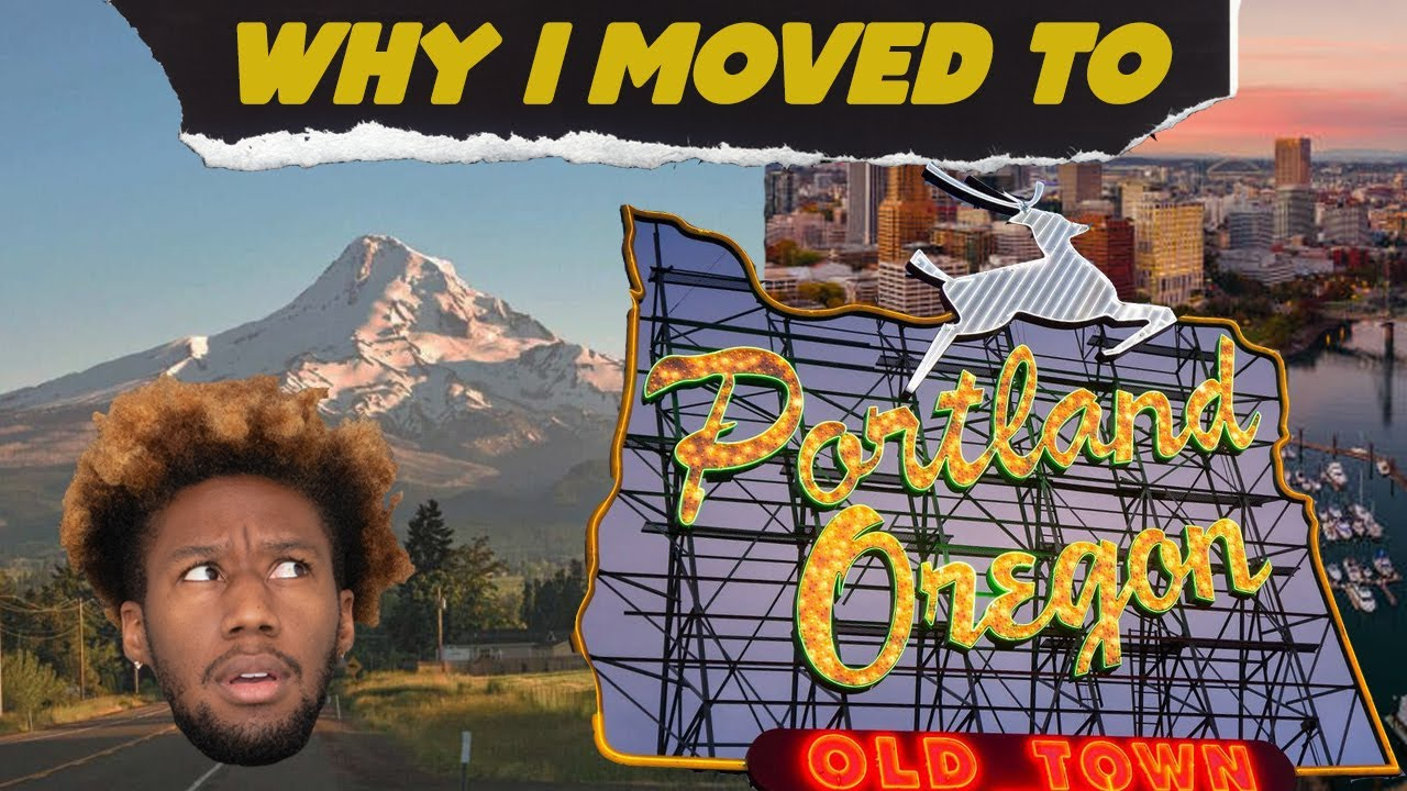 Download Why I Moved To Portland Oregon - Pros and Cons