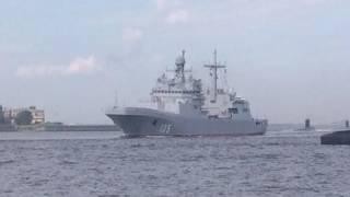 День ВМФ 2017 Кронштадт