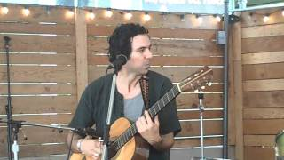 "David Garza Performs ""Too Much"" at Takoba in East Austin"