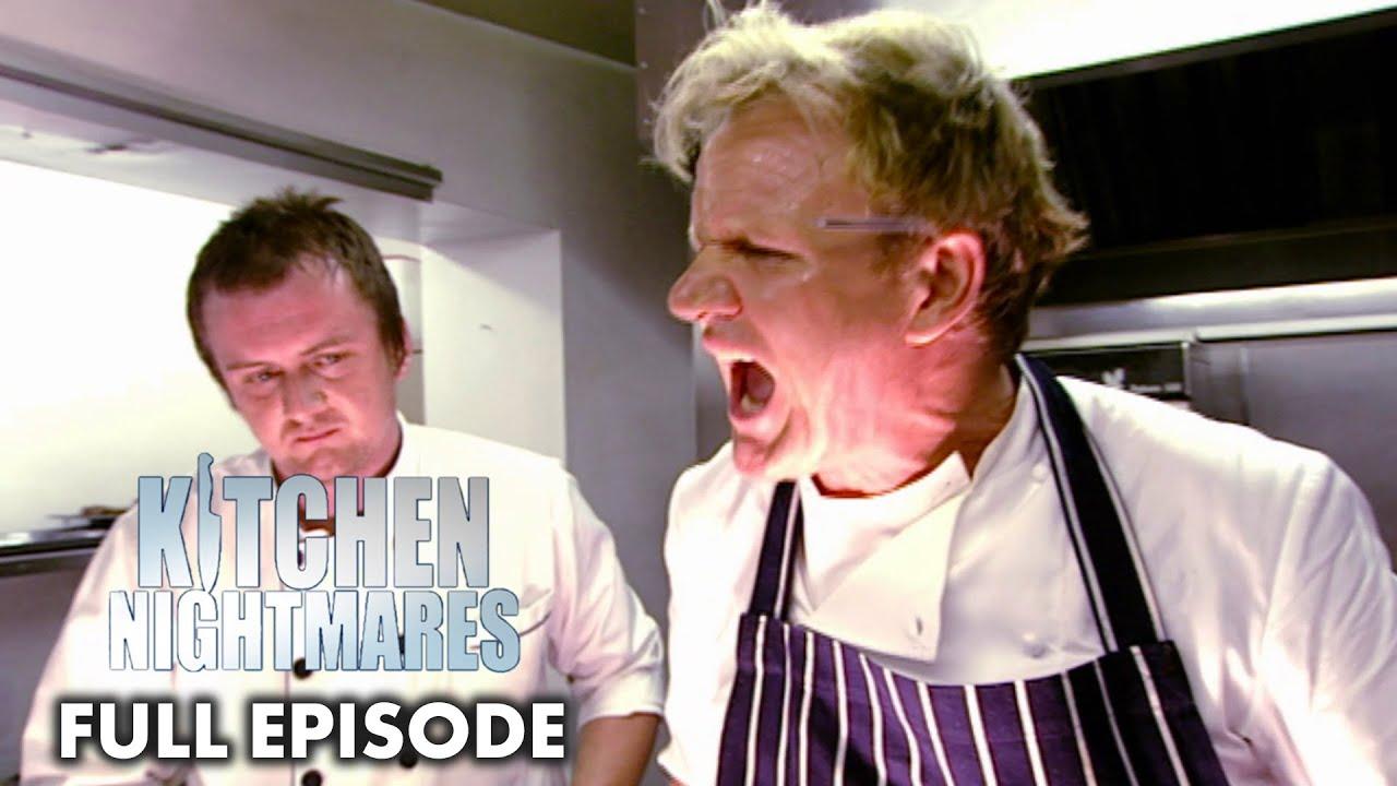 Download Gordon Ramsay Helps The Runaway Girl | Kitchen Nightmares FULL EPISODE