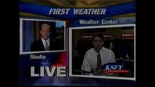 Repeat youtube video KSFY 6pm News, July 1999