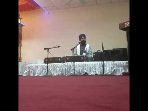 Bhai Harjinder Singh Sabhra in USA