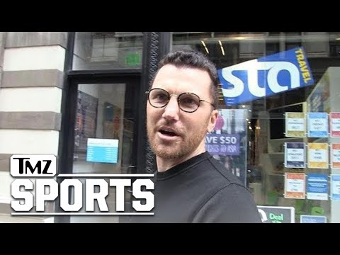 Ex-NHL Star Sean Avery: Coffee Date With Martin Brodeur?? Not Happenin'   TMZ Sports