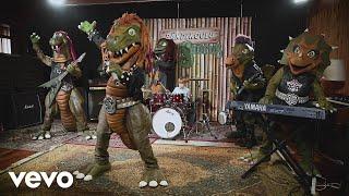 Hevisaurus - Bändikoulu, jakso 2 (Komppi Pompin rumpuopetus)