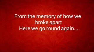 Chris Cornell- Nearly Forgot My Broken Heart (Lyrics)