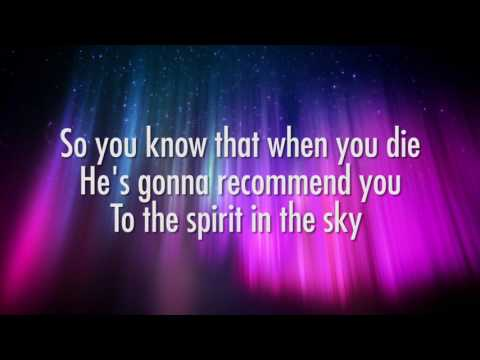 Norman Greenbaum - Spirit in the Sky (Lyrics)
