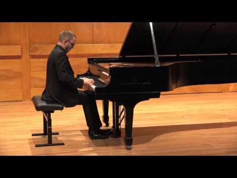 """Pastorale"" (Tailleferre) - Matthieu Cognet, piano"