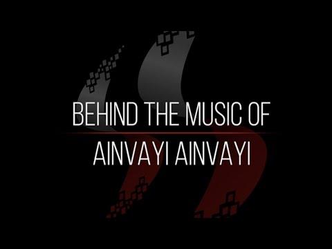 Ainvayi Ainvayi - Salim Sulaiman   Behind The Music