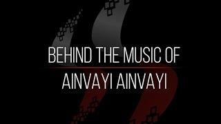 Ainvayi Ainvayi - Salim Sulaiman | Behind The Music