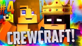 "CREWCRAFT! - ""The King Will Die!"" Season 3 