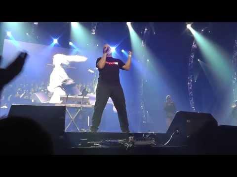 Eiffel 65 -  Move your Body, Blue (Da Ba Dee) - Live At I Love The 90's 2013
