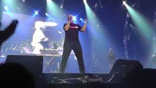 Eiffel 65 -  Move your Body, Blue (Da Ba Dee) - Live At I Love The 90's 2013
