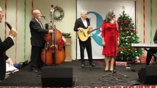 the blue gardenia quartet perform for our annual joe michelle holiday concert series