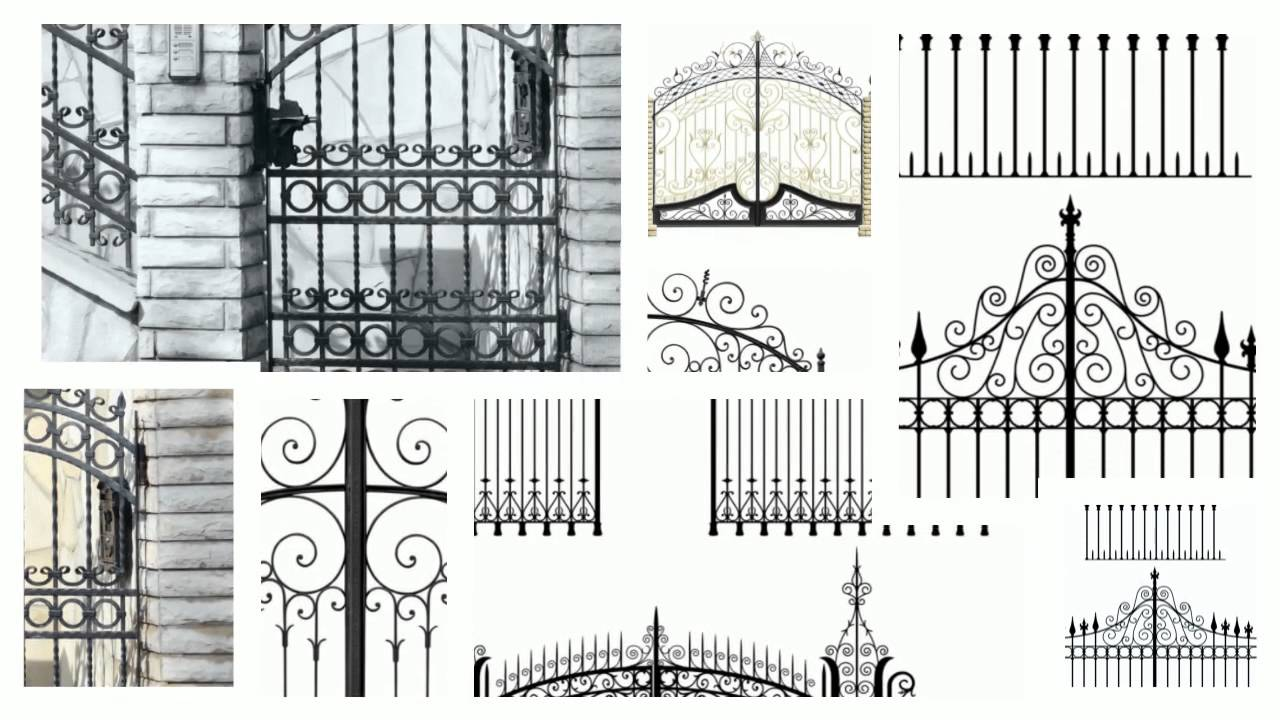 How To Remove Rust From Your Wrought Iron Gates