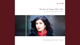 The Art of Fugue, BWV 1080: Canon II, alla Ottava, (BWV 1080/15)