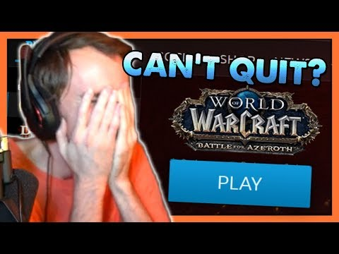 Is Asmongold Addicted To WoW?