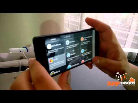 พรีวิว: พาชม Sony Xperia Z3 เครื่องสดจากวันเปิดตัว