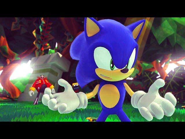 Sonic Lost World #08: Monstrinho Emo - Nintendo Wii U gameplay