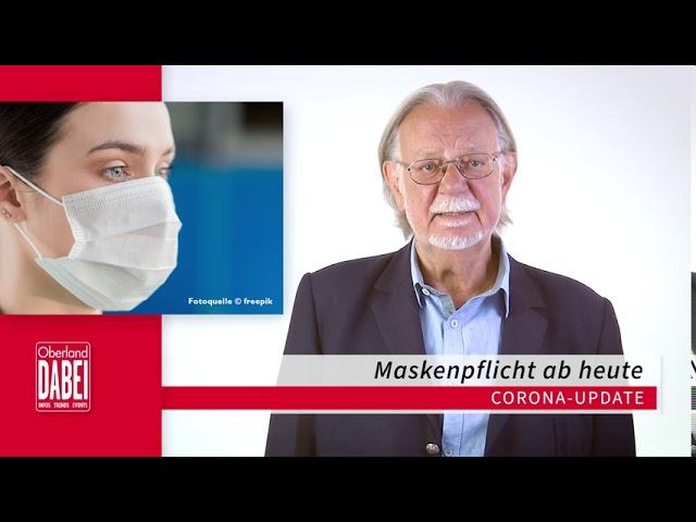 Oberland DABEI Newsflash 24.07.2020