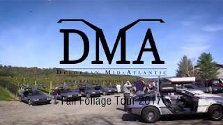 DMA - 2017 Fall Foliage Tour