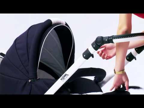Детская коляска Adamex York (Адамекс)