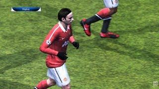 Pro Evolution Soccer 2011 - PC Gameplay (1080p60fps)