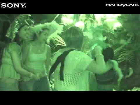 Sony X Ocean Park Halloween 2008 (10/10 11:08PM)