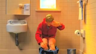 Robot Chicken- The Longest Poop EVER!